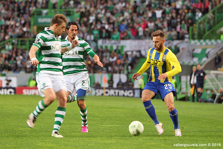 Sporting CP vs CF União da Madeira
