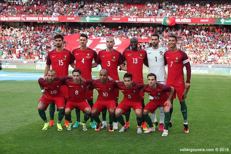 Portugal vs Estonia – Jogo de Preparação