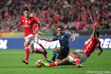 SL Benfica 3- 0 Moreirense FC 11ª Jornada da Liga NOS :: 27 de Novembro de 2016 • facebook.com/valtergouveia.photos • www.valtergouveia.com • #valtergouveia #LigaNos #LPFP