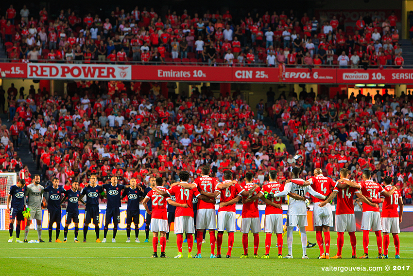3ª Jornada Liga Nos :: SL Benfica vs CF Belenenses