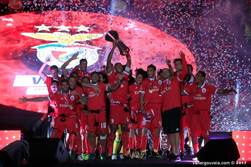 Supertaça Cândido Oliveira :: Vitória de Guimarães – SL Benfica