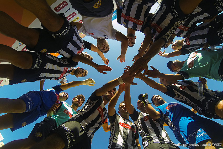 Campeonato Futebol de Praia – CDNacional vs GRAP