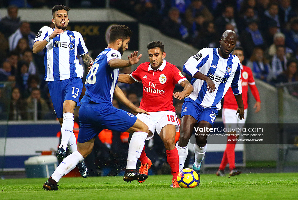 13ª Jornada da LigaNos :: FCPorto vs SLBenfica