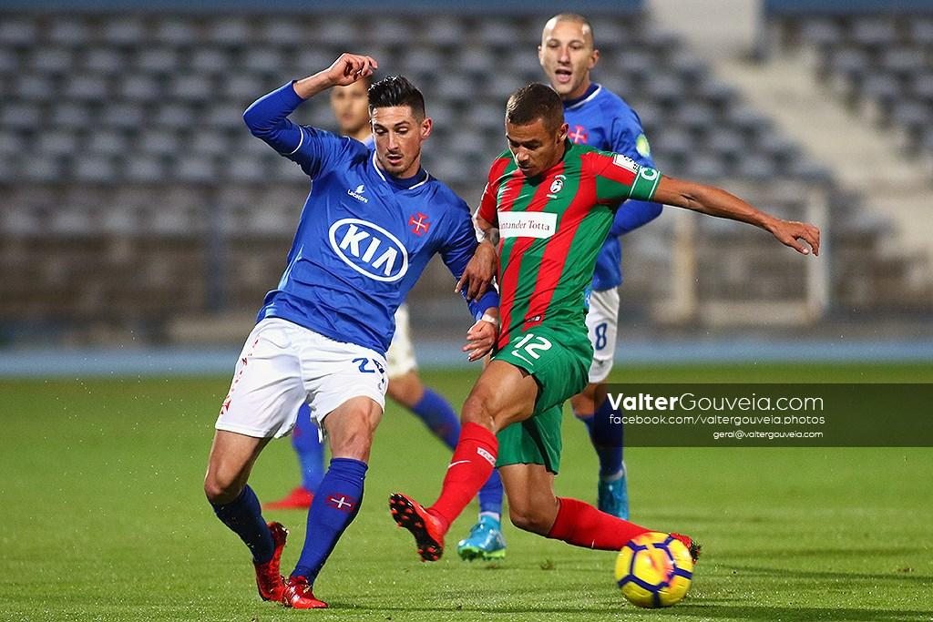 Taça CTT :: CF Belenenses vs CS Maritimo