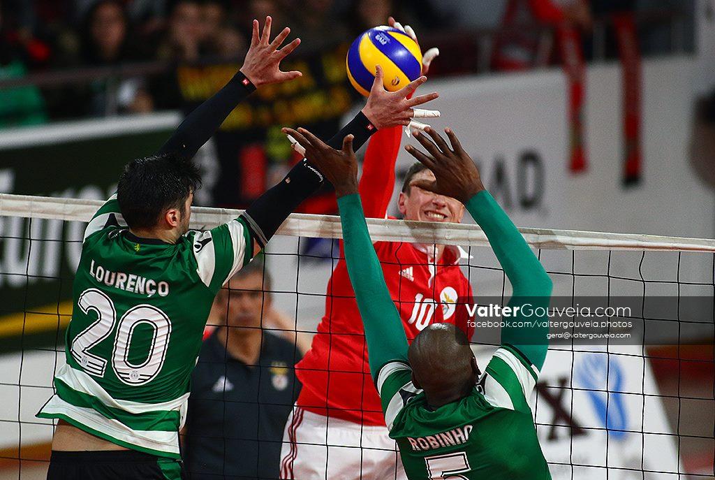 8º de final da Taça de Portugal :: SL Benfica vs Sporting CP